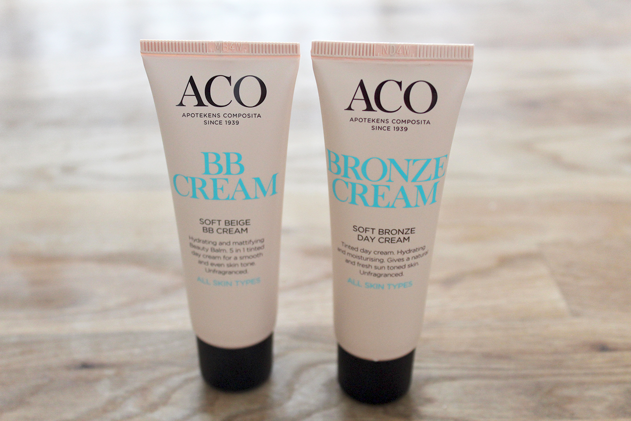 aco face gel bronze